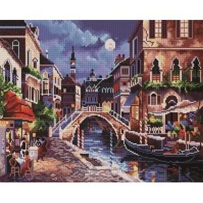 Ночная Венеция Алмазная мозаика вышивка Painting Diamond