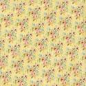 Желтые цветы (Нежный букет) 31*31 Бумага для скрапбукинга, кардмейкинга K&Company