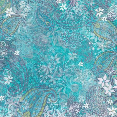 Голубые мотивы (Абрианна), 31*31 Бумага для скрапбукинга, кардмейкинга K&Company