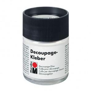 Profi 50мл Клей для декупажа Decoupage Kleber Marabu ( Марабу)
