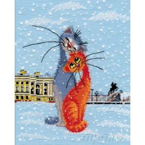 Кошки-крошки Набор для вышивания Овен