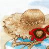 Отдых на море Набор для вышивания Риолис