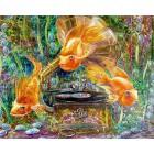 Симфония океана Алмазная вышивка (мозаика) Color Kit
