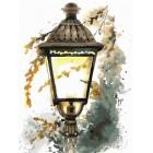 Холодная осень Раскраска картина по номерам на холсте Menglei