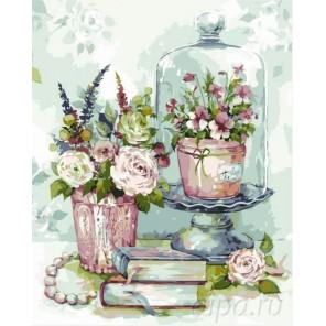 Приятные мелочи Раскраска картина по номерам на холсте Menglei