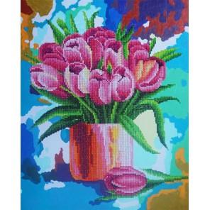 Дыхание весны Алмазная картина-раскраска Color Kit