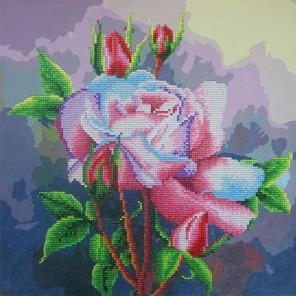 Сиреневый аккорд Алмазная картина-раскраска Color Kit