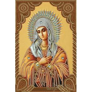 Икона Божией Матери Умиление Алмазная мозаика вышивка Painting Diamond