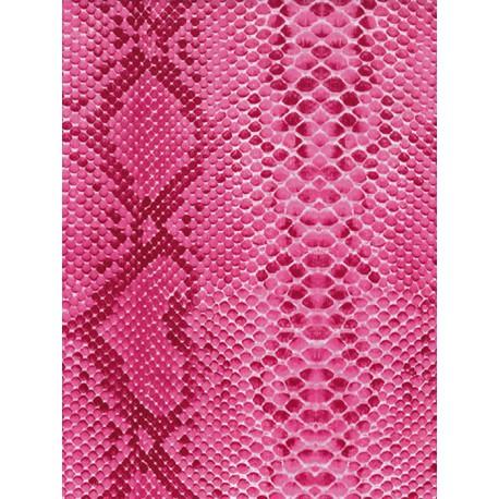 Питон розовый Бумага для декопатча Decopatch