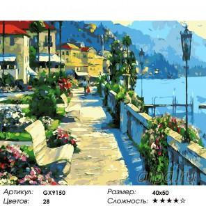 Количество цветов и сложность Мир красоты Раскраска картина по номерам на холсте