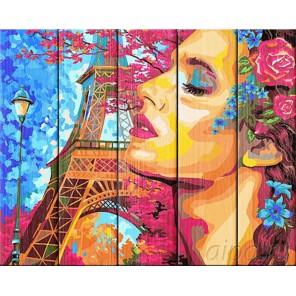 Сон наяву Картина по номерам на дереве Dali
