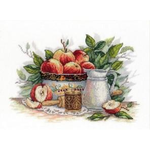 Яблочный спас Набор для вышивания МП Студия