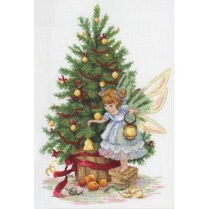 Новогодняя фея Набор для вышивания МП Студия