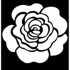 Роза Трафарет 30604 FolkArt Plaid