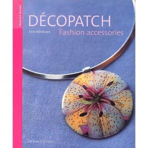 Аксессуары Decopatch Fashion accessories Книга идей