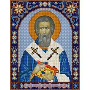 Святой Валентин Канва с рисунком для вышивки бисером Конек