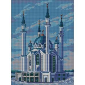 Мечеть Кул Шариф Канва с рисунком для вышивки бисером Конек