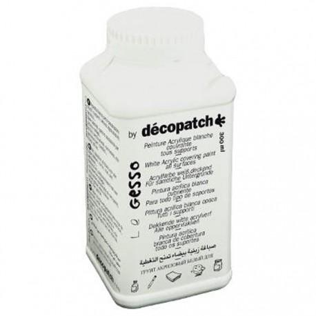 Грунт белый Decopatch-Gesso