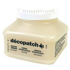 Защитный глянцевый лак для декопатча Decopatch Aquapro 90 мл