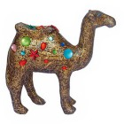 Верблюд 9х21х22 Фигурка из папье-маше объемная
