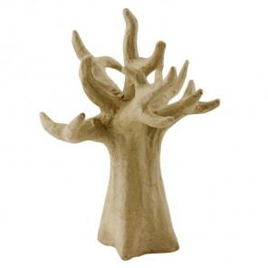 Дерево Фигурка мини из папье-маше объемная Decopatch
