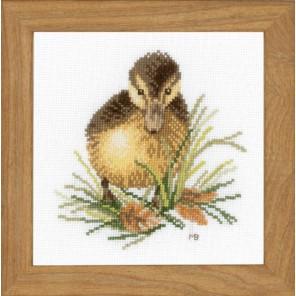 Duckling I Набор для вышивания LanArte PN-0146975