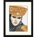 The Mask Набор для вышивания LanArte