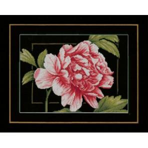 Pink rose Набор для вышивания LanArte PN-0155749