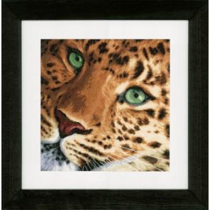 Leopard Набор для вышивания LanArte PN-0155213