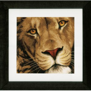 King of animals Набор для вышивания LanArte PN-0154980