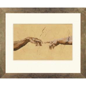 Creation (2 Hands) Набор для вышивания LanArte PN-0007975