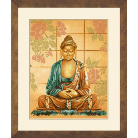 Buddha Набор для вышивания LanArte PN-0008040