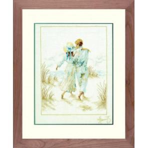 Romance Набор для вышивания LanArte PN-0007948