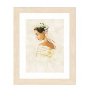 Bride Набор для вышивания LanArte PN-0156938