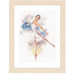 Ballerina Набор для вышивания LanArte PN-0156939