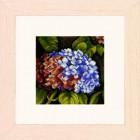 Hydrangea Набор для вышивания LanArte PN-0144514