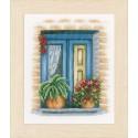 Blue window Набор для вышивания LanArte