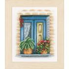 Blue window Набор для вышивания LanArte PN-0167121