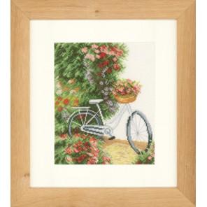 My bicycle Набор для вышивания LanArte PN-0147006