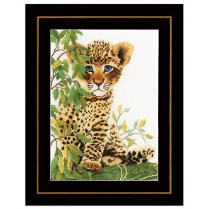 Little panther Набор для вышивания LanArte PN-0158160