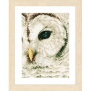 Owl Набор для вышивания LanArte PN-0163781