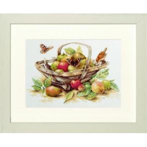 Summerfruit Набор для вышивания LanArte PN-0007960