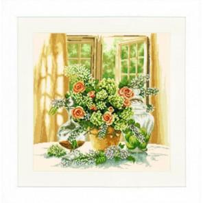 A Sunny Morning Набор для вышивания LanArte PN-0008017