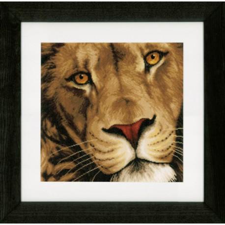 King of animals Набор для вышивания LanArte PN-0154979