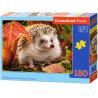 Коробка-упаковка набора Ежик Пазлы Castorland B18338