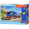 Коробка-упаковка набора KENWORTH W 900 Пазлы Castorland B27316