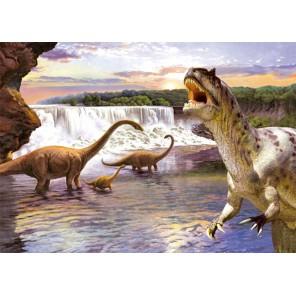 Динозавры Пазлы Castorland B26616