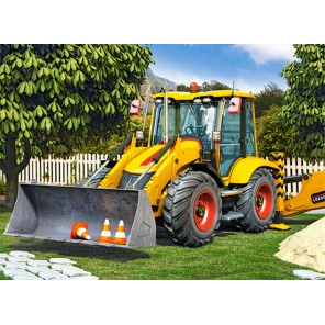 Трактор Пазлы Castorland B30064