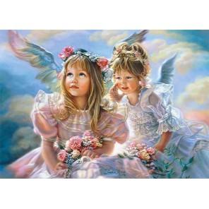 Ангелы Пазлы Castorland B51762