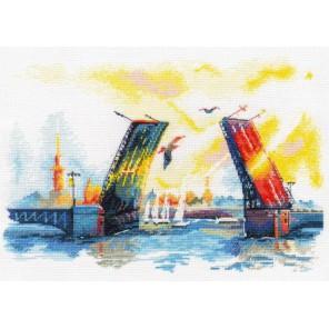 Дворцовый мост Набор для вышивания Овен